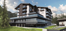 CIAMPEDIE Luxury Alpine Spa Hotel