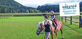 Erlebnis auf dem Bauernhof in Kärnten