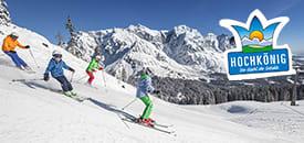 HOCHKÖNIG Der König der Skigebiete